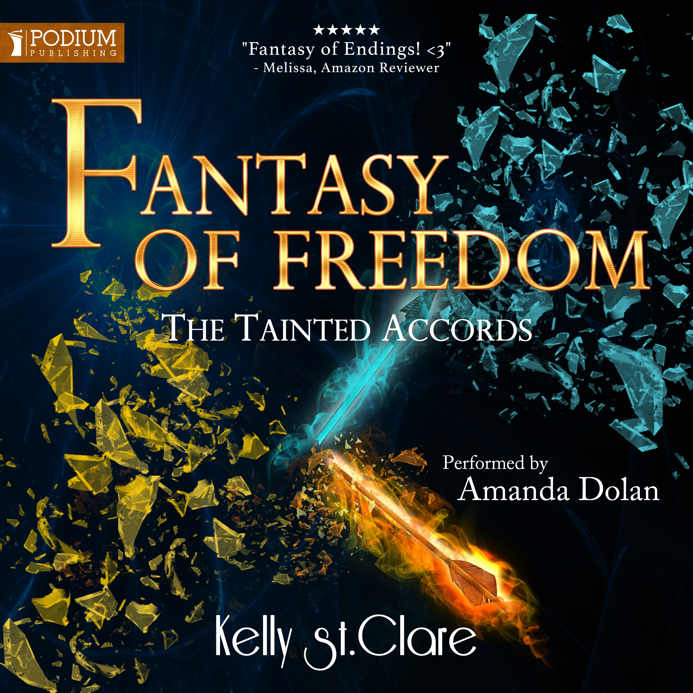 audiobooks tainted accords Archives - Kelly St Clare