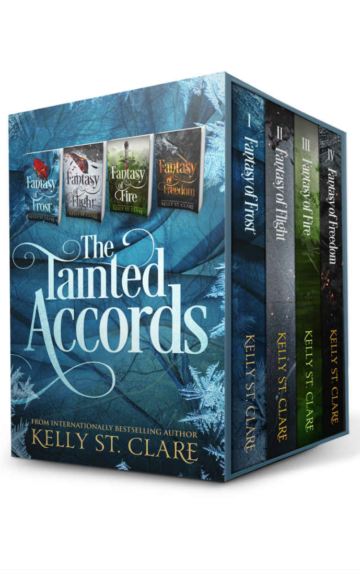 The Tainted Accords Box Set