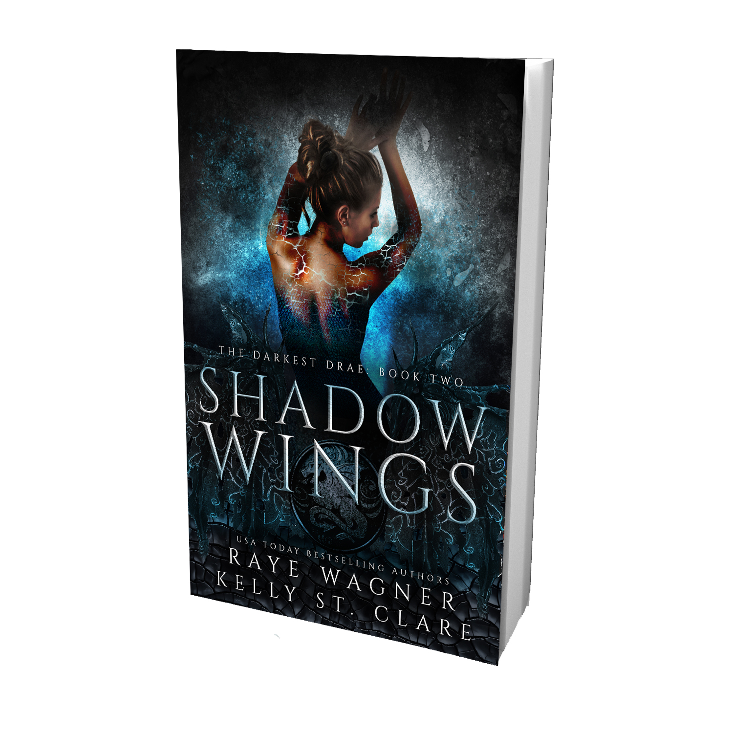 Shadow Wings Cover