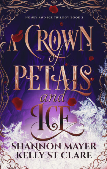 A Crown of Petals and Ice